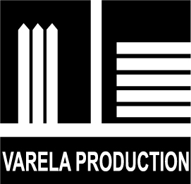 logo varela production noir carré